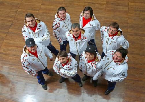 Rozhlasový tým - olympiáda 2014 - Foto: Tomáš Novák