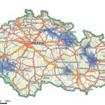 Pokud plánujete dovolenou na venkově s rychlým mobilním internetem, tady můžete hledat signál