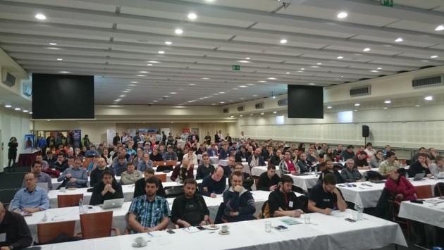 Účastníci workshopu