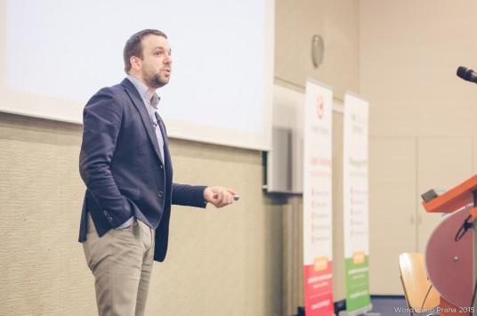 WordCamp Praha 2015 - Filip Dřímalka
