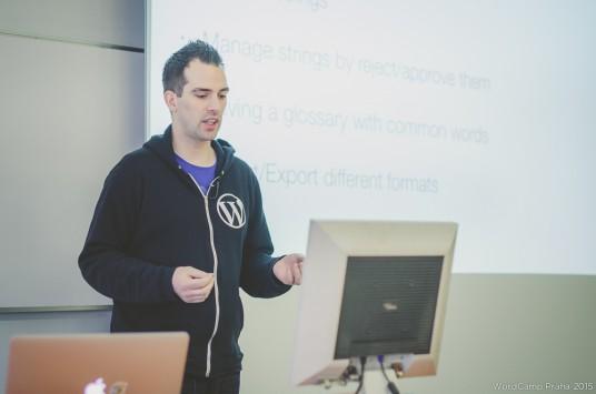 WordCamp Praha 2015 - Marko Heijnen