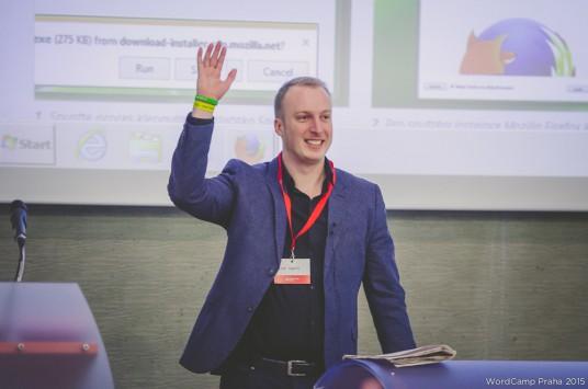 WordCamp Praha 2015 - Michal Kopecký