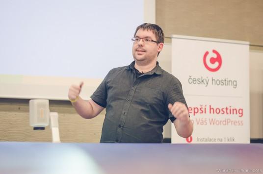 WordCamp Praha 2015 - Vladimír Smitka