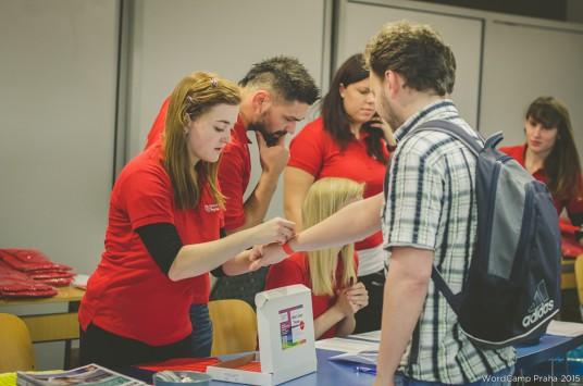 registrace na WordCamp Praha 2015