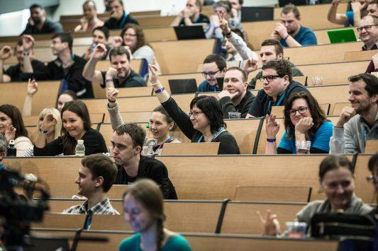účastníci WordCamp Praha
