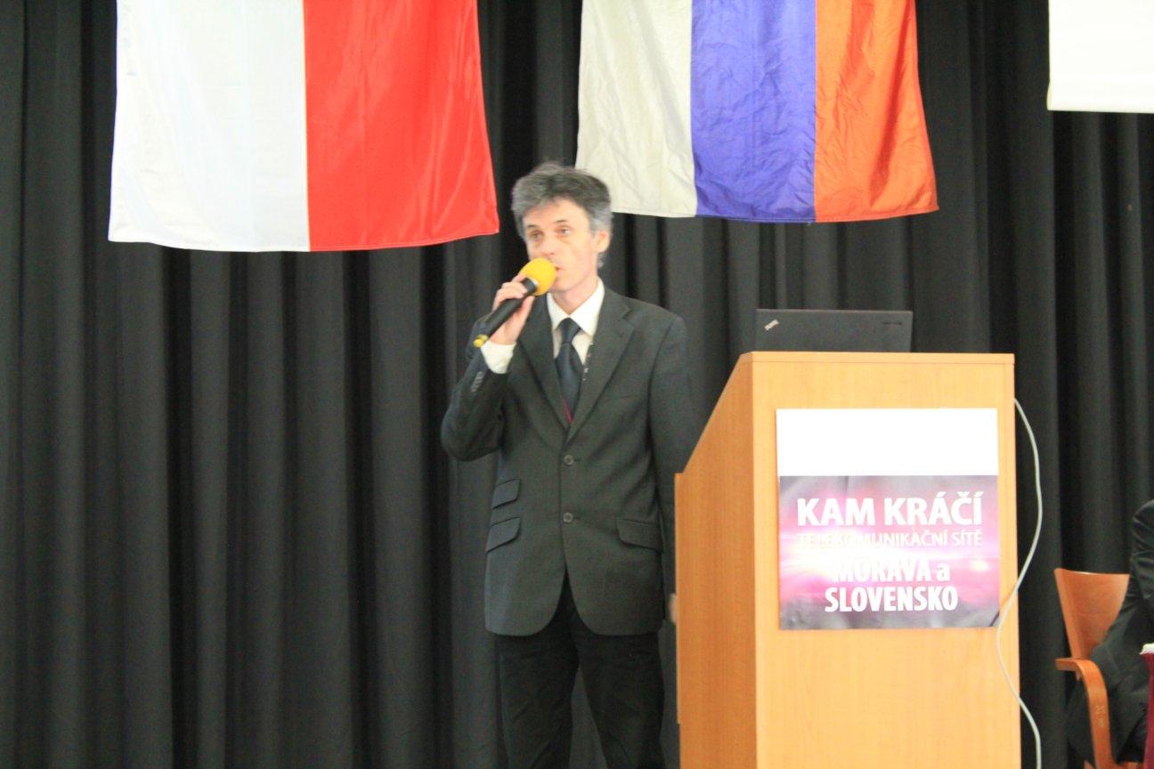 Přerov 2014 - Ing. Roman Vavro, RÚ Slovakia