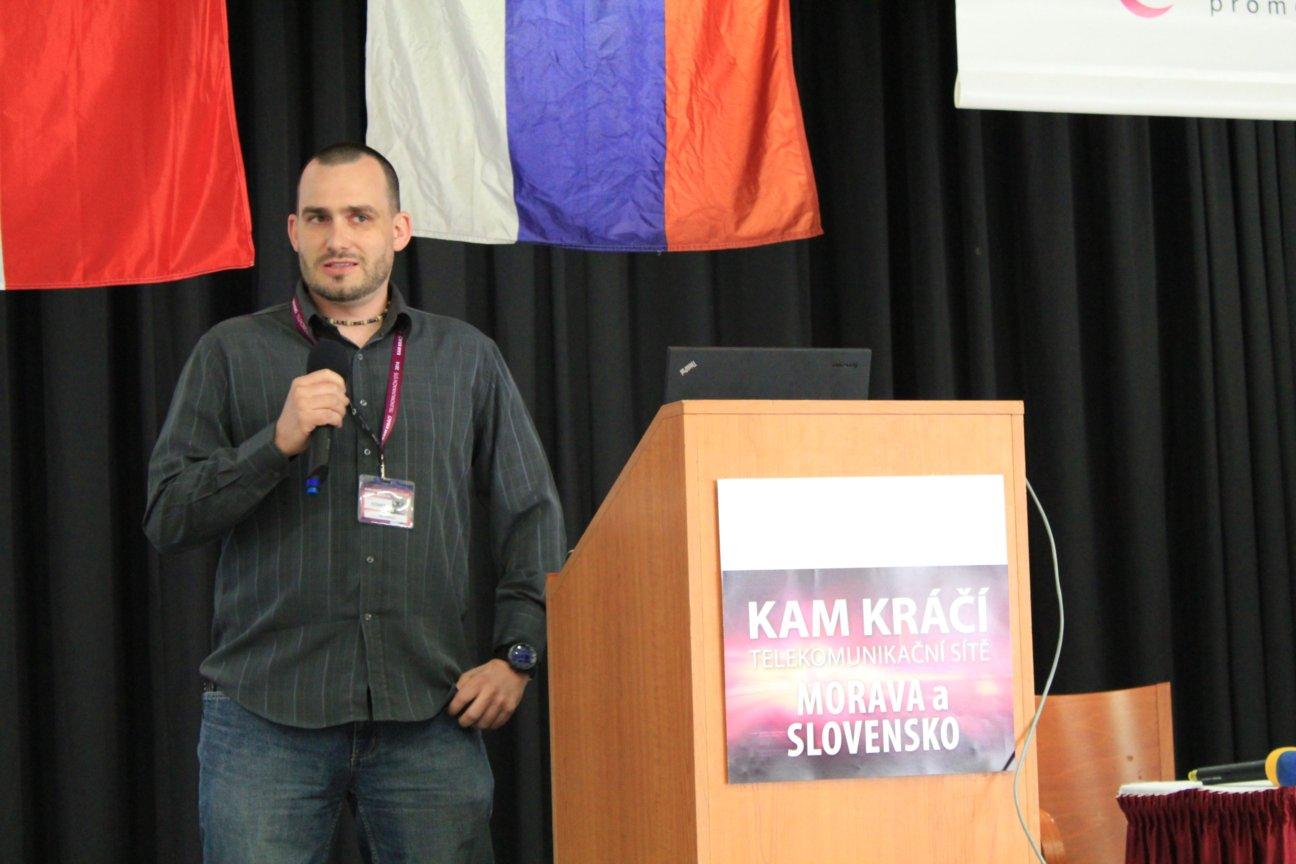 Přerov 2014 - JUDr. Jan Kolouch, Ph.D., CESNET
