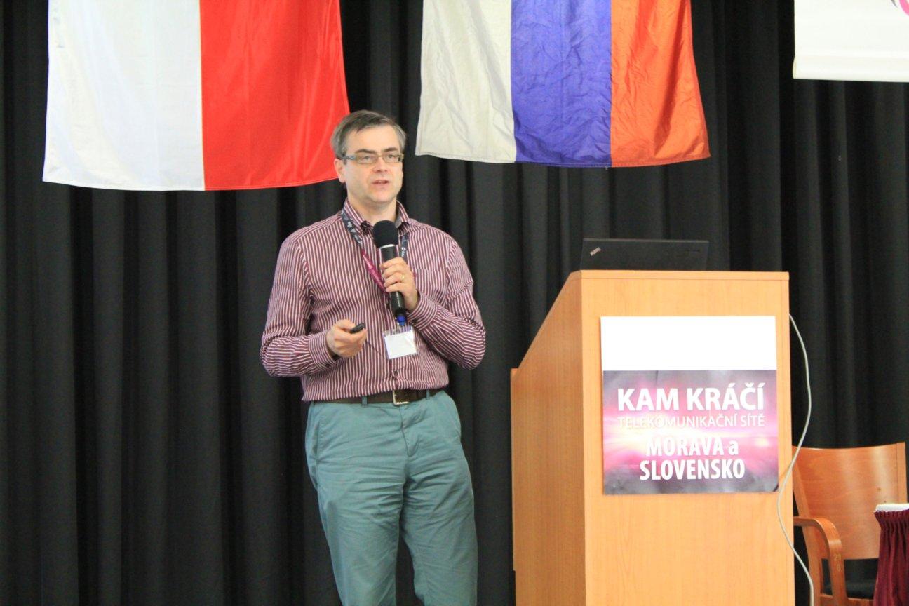 Přerov 2014 - Doc. RNDr. Pavel Satrapa