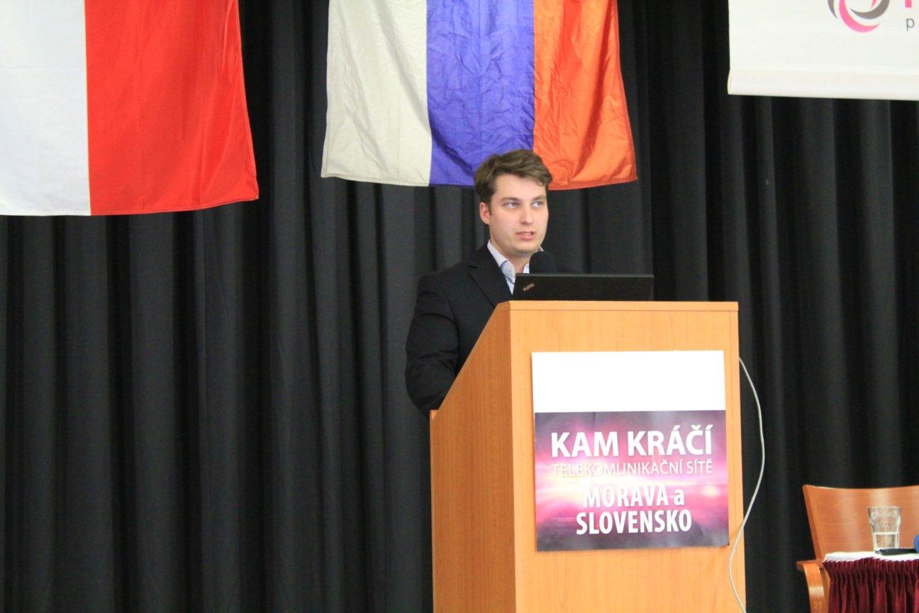 Přerov 2014 - RNDr. Marek Petruška, ALPI
