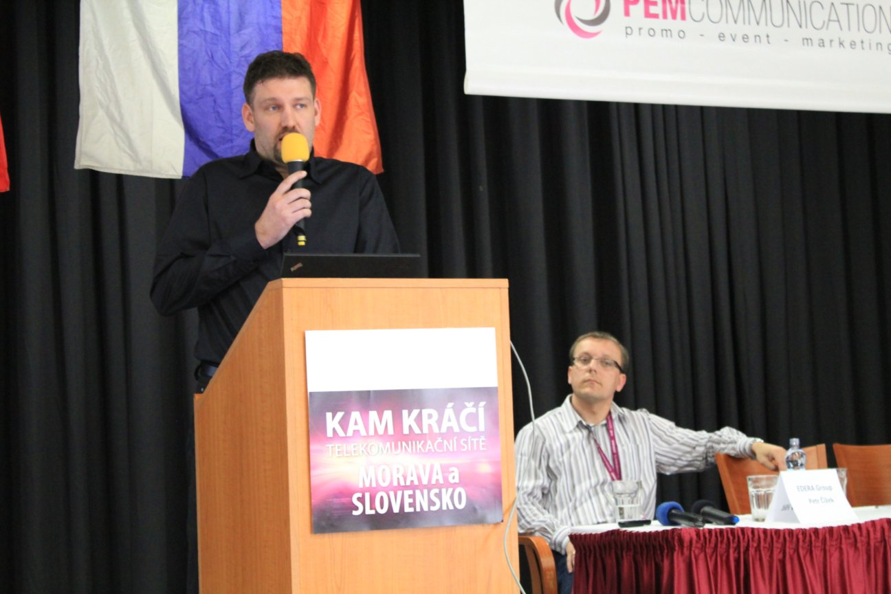 Přerov 2014 - Petr Čížek, EDERA Group