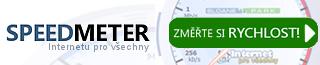 Speedmeter Internetu pro všechny